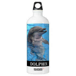 Florida Dolphin Water Bottle