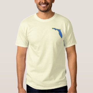 Florida Embroidered T-Shirt