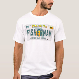Florida Fisherman T-Shirt