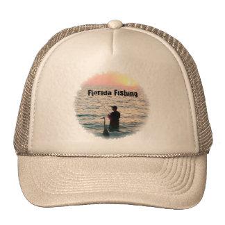 Florida Fishing Mesh Hats