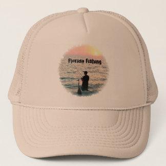 Florida Fishing Trucker Hat