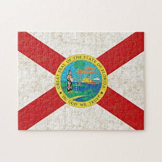 FLORIDA FLAG AGED Puzzle