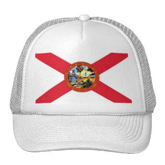 FLORIDA FLAG CAP