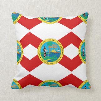 FLORIDA FLAG THROW PILLOWS
