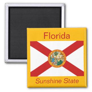 Florida Flag Magnet