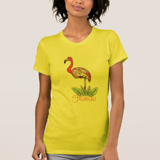 Florida Flamingo T-Shirt