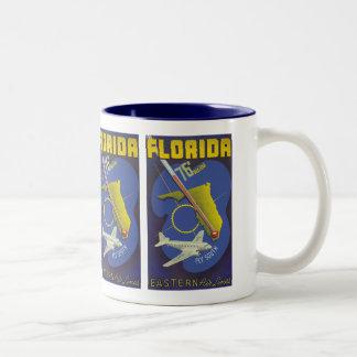 Florida ~ Fly South Mugs