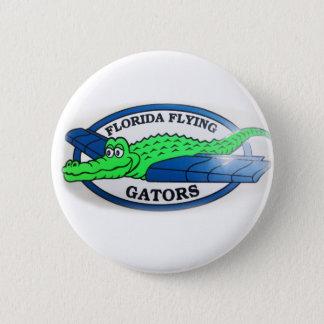 Florida Flying Gators 6 Cm Round Badge