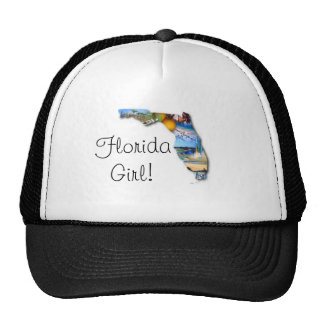 florida girl cap
