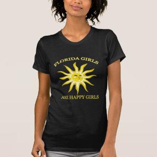 Florida Girl Sunshines American Apparel Jersey T-Shirt