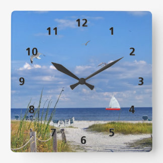 Florida Gulf Coast Clock