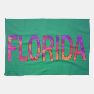 Florida Hand Towels
