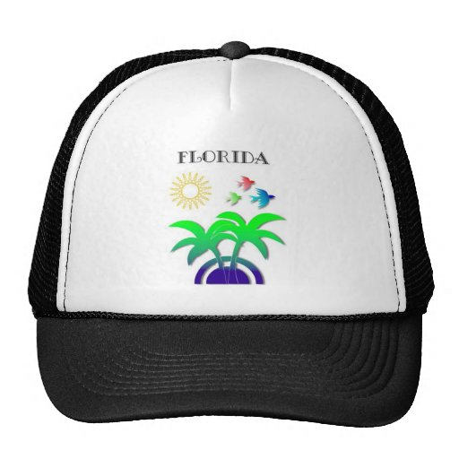 Florida Mesh Hats
