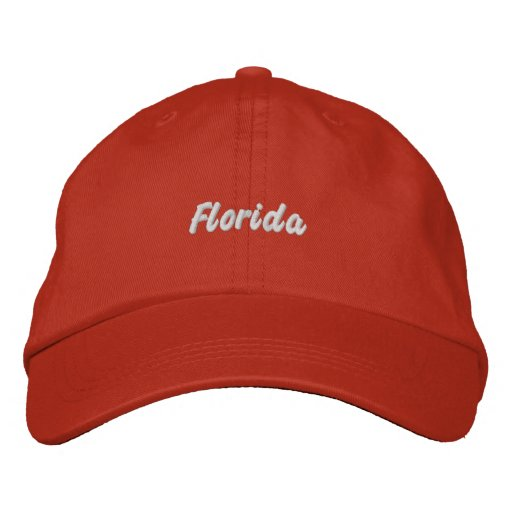 Florida Hat Baseball Cap
