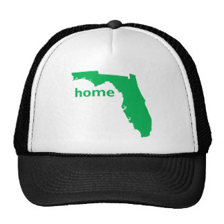 Florida Home Trucker Hat