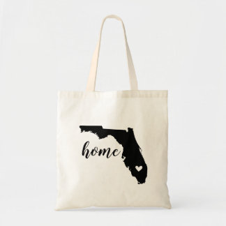 Florida Home State Tote Bag