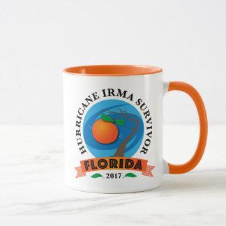 Florida Hurricane Irma Survivor Mug