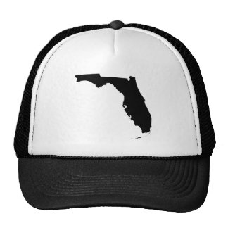 Florida in Black and White Cap