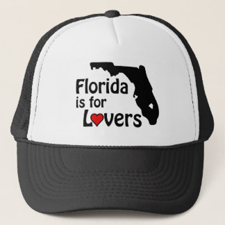 Florida is for Lovers Hat