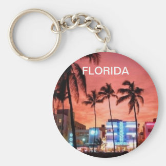 Florida Key Ring