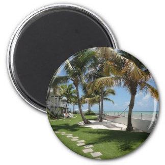 Florida Keys American Beach - ReasonerStore Magnet
