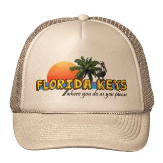 Florida Keys Cap