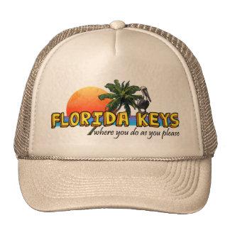 Florida Keys Cap