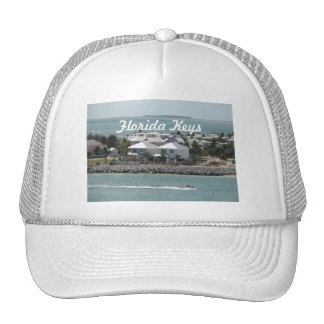 Florida Keys Mesh Hats