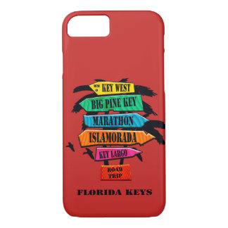 Florida Keys iPhone Case