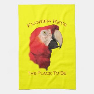 Florida Keys Tea Towels