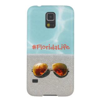 Florida Life Pool Sunglasses Samsung Galaxy S5 Case For Galaxy S5