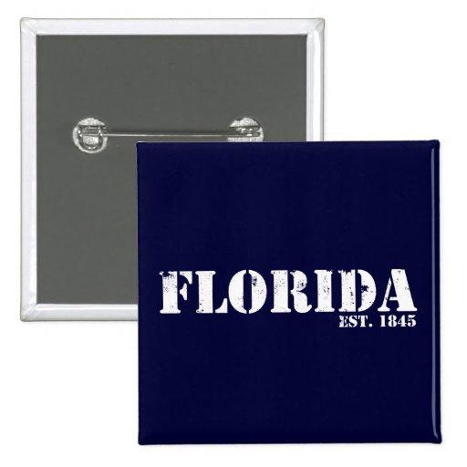Florida Logo Button