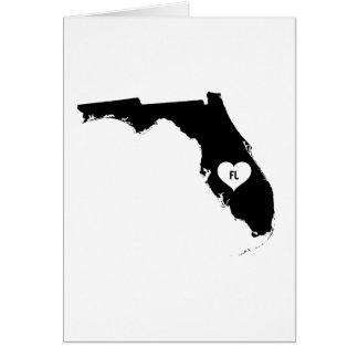 Florida Love Card