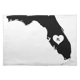 Florida Love Placemat