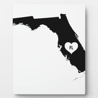 Florida Love Plaque