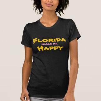Florida Makes Me Happy T-Shirt