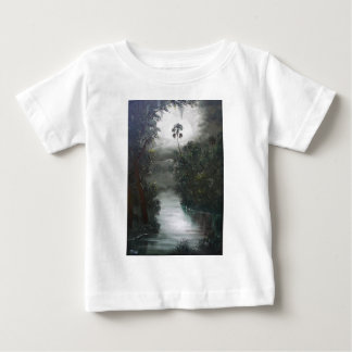 Florida Misty RIver Moss Baby T-Shirt