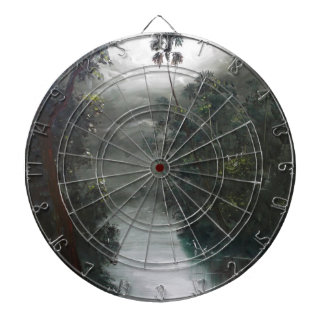 Florida Misty RIver Moss Dartboard