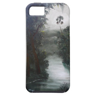 Florida Misty RIver Moss iPhone 5 Case