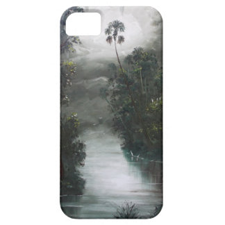 Florida Misty RIver Moss iPhone 5 Cases
