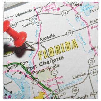 Florida Napkin