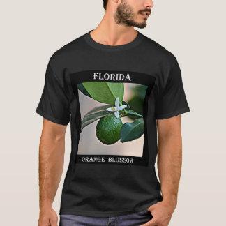 Florida Orange Blossom and small Orange T-Shirt