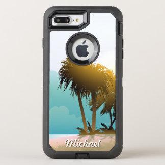 Florida OtterBox Defender iPhone 8 Plus/7 Plus Case