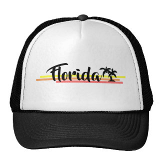 Florida Palm Tree Hat