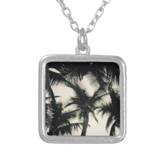 Florida Palm Tree necklace