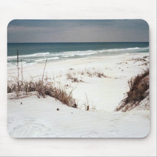 Florida Panhandle beach Mouse Pad
