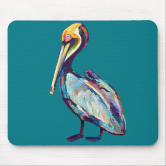 Florida Pelican by Robert Phelps Mouse Pad