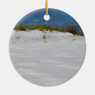 Florida Sands Ceramic Ornament