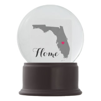 Florida snow globe (move the heart to your spot)