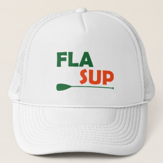 Florida Stand Up Paddling Trucker Hat